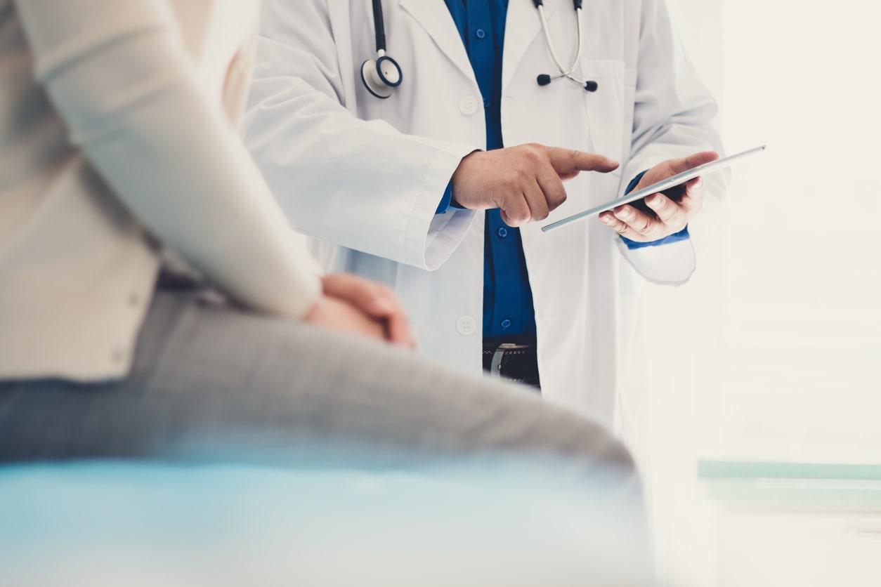 Cauterização no colo do útero